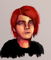 Gerard Way by Speck--Of--Dust