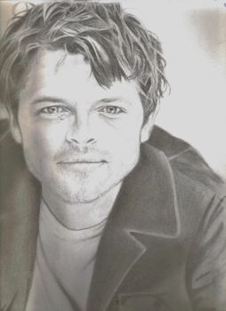 Misha Fricking Collins by bitter-sweetie