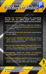 Parking Lot Safety Flyer by cgitech