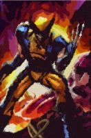 Wolverine by TheNegitiveOne
