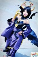 Lilithmon Cosplay by AmeStyled