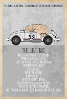 Herbie - The love bug POSTER by edgarascensao