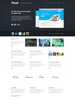 Pando - Wordpress Theme by cPl92