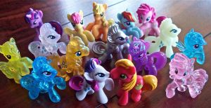 MLP FiM Blind Bags part 1. by Doopliss666