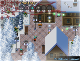 Snowill Town RPG Maker VX by DopellSerch