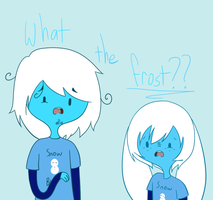What the Frost?? by AskTheRabbitPrince