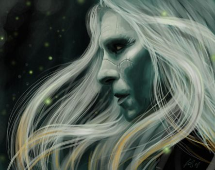 Prince Nuada by LeafOfSteel