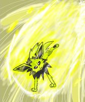 PC: Blackout Jolteon by eevee4everX3
