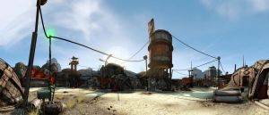 Borderlands pano02 by MichaWha
