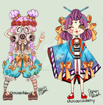 AE Mascot 2016 Contest Entry by chocoanillaberry