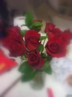 Roses (Edited Version 5) by sinisterinsomniac