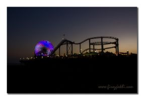 Ferris wheel by filya1