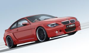 BMW M6 Hamann vexel by a4000