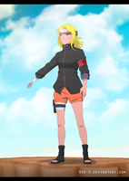 Naruto The Last Movie - Gender bender by Ruu-k