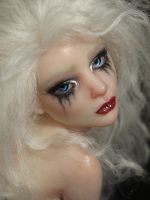 OOAK Gothic-Angel 2012 by FantasyLilyan