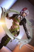 Soul Calibur V_Tira by SoranoSuzu