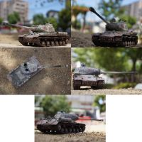 Pravda High School specification JS-2 Tank by Patoriotto