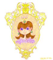 Royal Princess Daisy by Nikowise