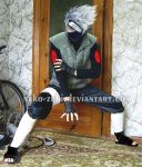 Kakashi B without bg effects by Neko-zuki