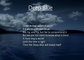 Deep Blue by Kitty-goes-rawr