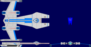 USS Valkyrie Multi-View by captshade