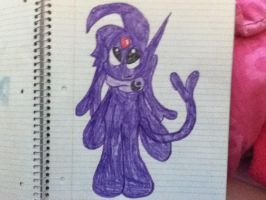 My entry for 0SaBa0's re-create Luna contest by 0froggydog0
