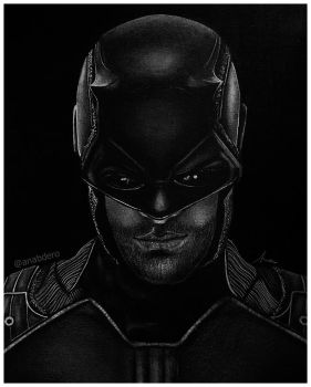 Daredevil by anabdero