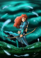 Pixar Brave by JFRteam