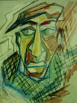 A Man With Hat by bosho
