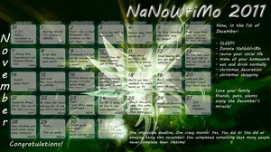 NaNoWriMo 2011_by Ju - 3 by JuliaWoodrow