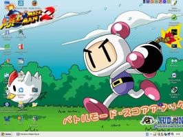 Go Bomber Man by Ike-Messiah