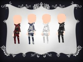 +Patient Outfits For The Gents+ by ITouchRoses