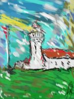 Lighthouse by tyfune818