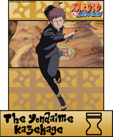 The Yondaime Kazekage by matheusinhaia