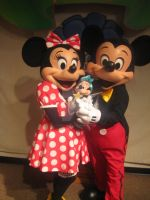 Mickey Minnie and.. by GarnetMelody