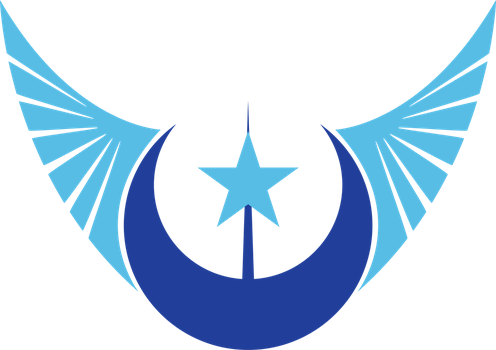 New Lunar Republic Emblem by Emkay-MLP