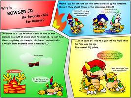 Jr. Over Koopalings...? by UMSAuthorLava