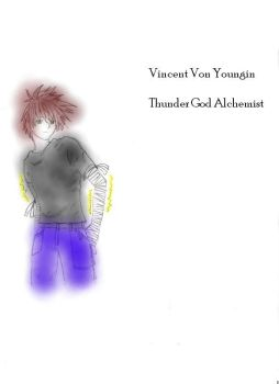 Vincent Von Youngin : TGA by Agent-Lack