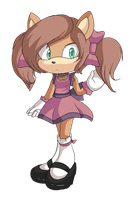 Little Maid Adoptable by AdoptSonicCharacter