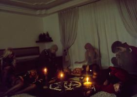 Tremere Clan - Vampire The Masquerade by ThiagK