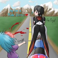A Ride With My Uke by Doujio