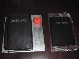 Death Note Birthday Cake by jamTARTwithoutthejam