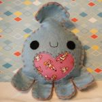 Abigail the SQUID by hellohappycrafts