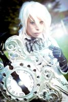 The Time Guardian by in-ciel