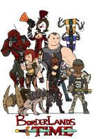 Borderlands time! by thelimeofdoom