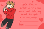 Happy Valentine's Day! (Tord Variant) by ew-a