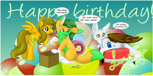 Kate Birthday by Silver-Fox17