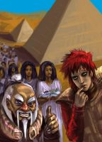 Naruto 556 - be our pharaoh by jesterry