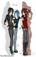 Emo Punk J-Rock by KiraXY