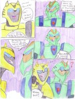 Wasp and Bee comic 1 by Hellblaze
